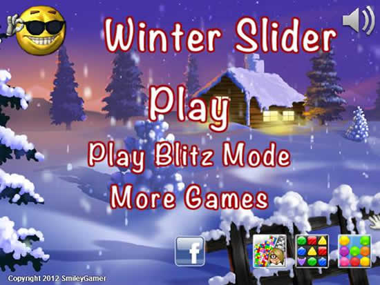 Winter Slider