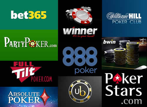 best poker real money sites